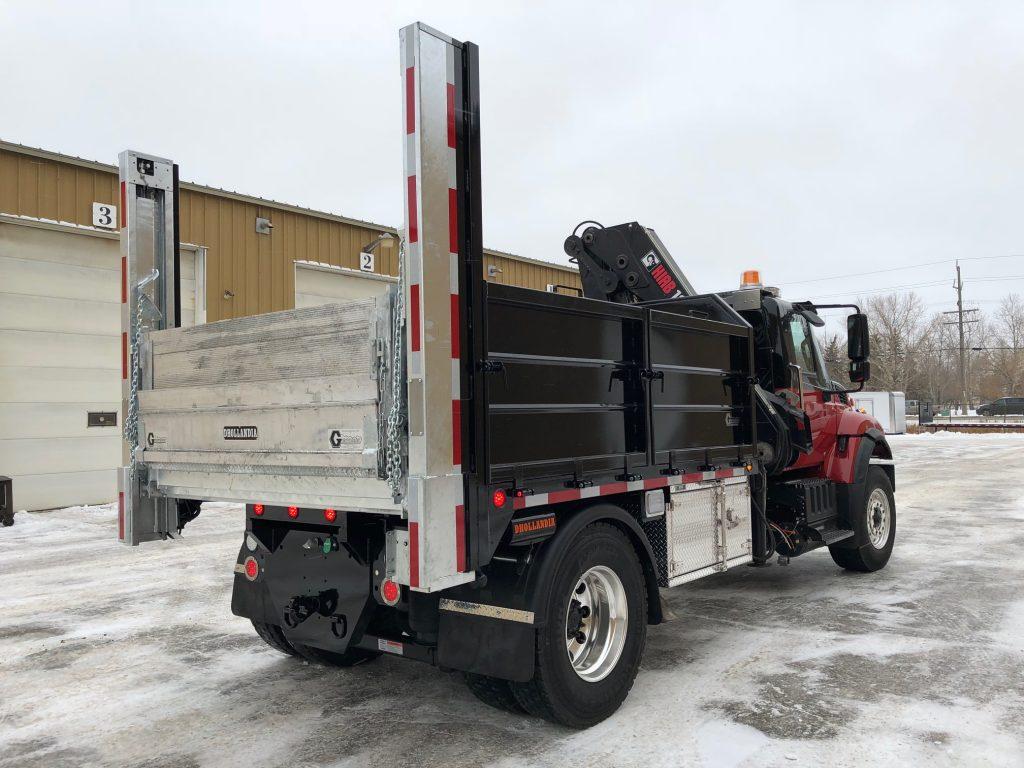 Custom Truck Body 8