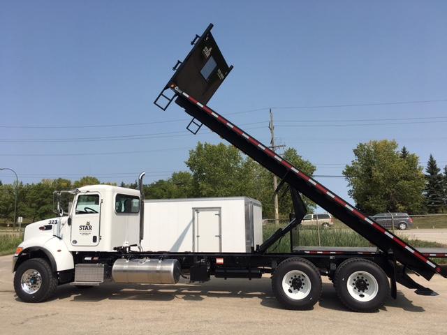 Truck Deck hoist