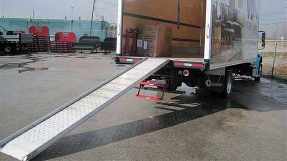 Mono Truck Ramp