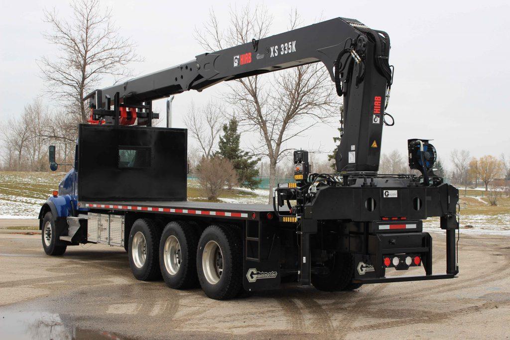 Super Duty Deck crane