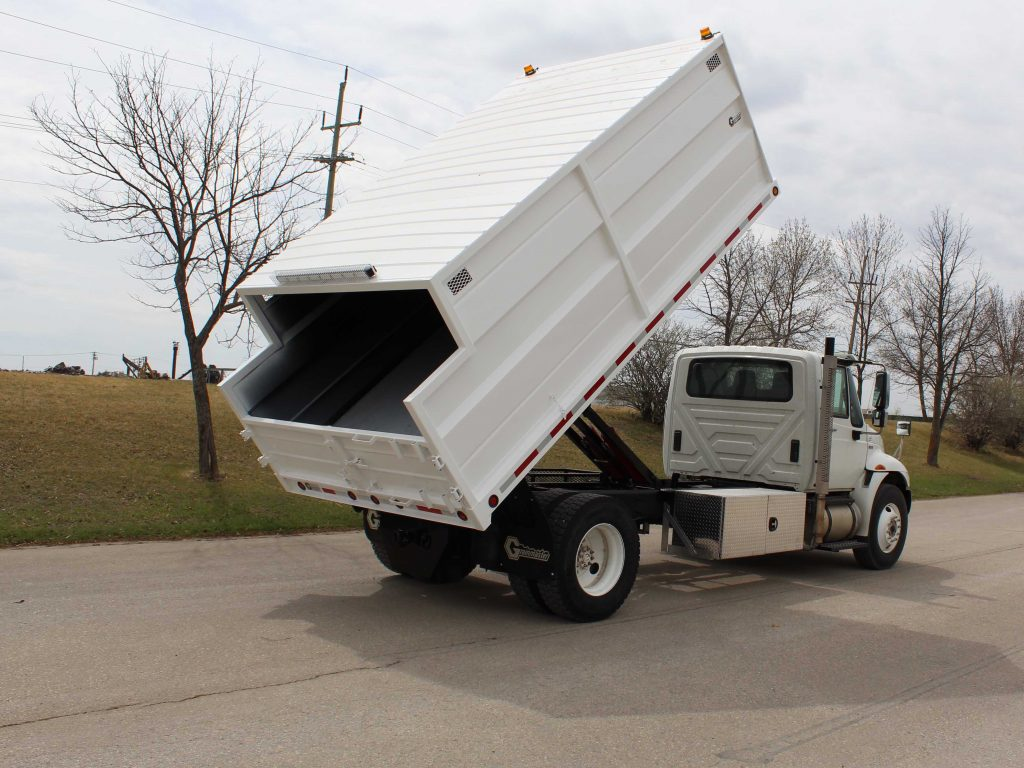 Chipper Truck Body